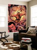 Incredible Hulk No.107 Group: Hulk, Hercules, Angel, Cho, Amadeus, Jones and Gabe Wall Mural by Gary Frank