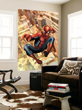 The Amazing Spider-Man 549 Cover: Spider-Man Wall Mural by Salvador Larroca