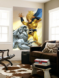 Vengeance of the Moon Knight 2 Cover: Moon Knight and Sentry Wall Mural by Leinil Francis Francis Yu