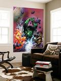 War of Kings: Savage World of Skaar No.1 Cover: Skaar, Starbolt and Gorgon Wall Mural by Paul Pelletier