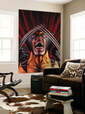 X-Men Origins: Wolverine No.1 Cover: Wolverine Wall Mural by Mark Texeira