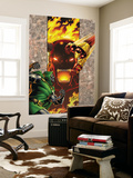 Iron Man: Legacy Of Doom No.2 Cover: Iron Man and Dr. Doom Wall Mural by Ron Lim