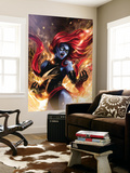 Ms. Marvel No.48 Cover: Mystique Wall Mural by Sana Takeda