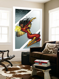 Giant-Size Spider-Woman No.1 Cover: Spider Woman Wall Mural by Andrea Di Vito