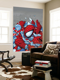 Amazing Spider-Man No.565 Cover: Spider-Man Wall Mural by Phil Jimenez