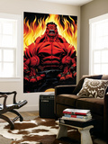 Hulk 1 Cover: Hulk Wall Mural by Ed McGuiness
