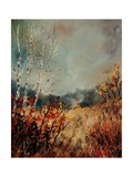 Autumn 456987 Giclee Print by  Ledent