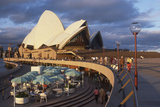 Sydney Opera House Photographic Print by Charles Bowman