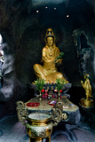 Guanyin Goddess Photographic Print by Charles Bowman