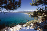 Crystal Bay View, Lake Tahoe, Nevada Photographic Print by George Oze