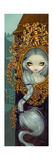 Rapunzel in Rococo Photographic Print by Jasmine Becket-Griffith