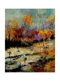 Autumn Landscape 45698 Posters por  Ledent