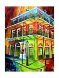 New Orleans Rainbow Impression giclée par Diane Millsap