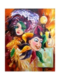 Mardi Gras Images Prints by Diane Millsap