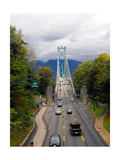 Lion's Gate Bridge Photographic Print by Ruth Palmer