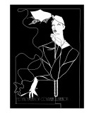 Plastique with title Giclee Print by Frederick Watson