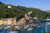 Portofino Italy Photographic Print by Charles Bowman