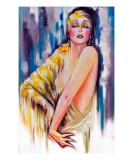 Vamp Giclee Print by Frederick Watson