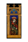 Saint Catherine Photographic Print by Jasmine Becket-Griffith