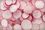 Fresh Radishes Photographic Print by Steve Gadomski