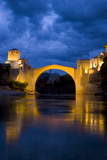 Mostar Bosnia Photographic Print by Charles Bowman