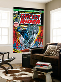 Ghost Rider No.1 Cover: Ghost Rider Wall Mural by Gil Kane