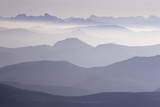 Ventoux View Photographic Print by Charles Bowman