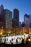Chicago Park Skate Photographic Print by Steve Gadomski