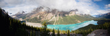 Peyto Lake Panorama, Alberta, Canada Photographic Print by George Oze
