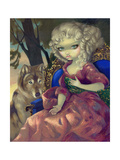 Loup-Garou: L'Aube Photographic Print by Jasmine Becket-Griffith