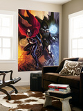 Doctor Voodoo: Avenger of the Supernatural No.5 Cover: Doctor Voodoo and Dr. Doom Wall Mural