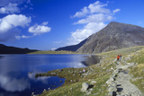 Wales Snowdonia Photographic Print by Charles Bowman