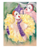Showgirls Giclee Print by Frederick Watson