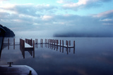 Wintery Derwentwater Photographic Print by Charles Bowman
