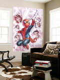 The Amazing Spider-Man No.605 Cover: Spider-Man Wall Mural by Mike Mayhew