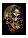 I Vampiri: Il Liuto Photographic Print by Jasmine Becket-Griffith