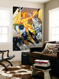 Secret Invasion: X-Men No.4 Cover: Wolverine and Phoenix Wall Mural by Terry Dodson
