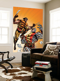 Wolverine First Class 21 Cover: Colossus and Wolverine Wall Mural by David Williams