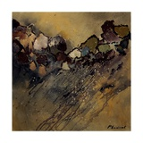Abstract 55901161 Giclee Print by Ledent