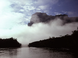 Canaima Venezuela Photographic Print by Charles Bowman