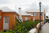 Hamilton Street, Bermuda, UK Photographic Print by George Oze