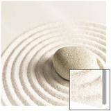 Zen Stone in Circles - Reprodüksiyon