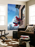 Marvel Adventures Spider-Man 51 Cover: Spider-Man Wall Mural by Graham Nolan