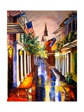 Dream of New Orleans Lmina gicle por Diane Millsap