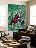 The Amazing Spider-Man 580 Cover: Spider-Man Wall Mural by Lee Weeks