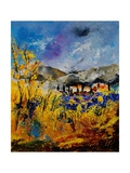 Provence 569011 Giclee Print by  Ledent