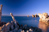 Mono Lake Tufa Towers, California Photographic Print by George Oze