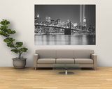 New York City, New York State, USA Wall Mural