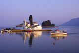 Corfu Vlakherena Photographic Print by Charles Bowman
