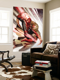 The Amazing Spider-Man No.610 Cover: Spider-Man and Kaine Wall Mural by Adi Granov